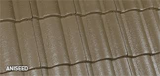 Monier Roof Tile Colours by Roof Tiles Monier Elabana Aniseed Indiana33 Colours