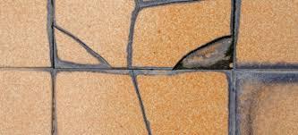 how to repair cracks in a slate shower floor doityourself
