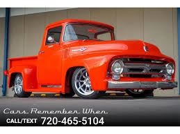 1956 Ford F100 For Sale | ClassicCars.com | CC-1167254 Research 2019 Ford Ranger Aurora Colorado Denver Used Cars And Trucks In Co Family 2010 F350 Lariat 4x4 Flat Bed Crew Cab For Sale Summit How Does The Rangers Price Stack Up To Its Rivals Roadshow 2017 Raptor Truck Springs At Phil Long 2012 Chevrolet Reviews Rating Motortrend For Michigan Bay City Pconning East Tawas 2006 F150 80903 South Pueblo Spradley Lincoln Inc New 2016 18 Food