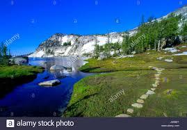 100 Coastal Wenatchee Perfection Lake Alpine Lakes Wilderness National