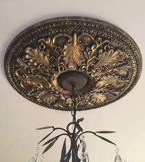 Split Design Ceiling Medallion by Decorative Archives Architectural Depot