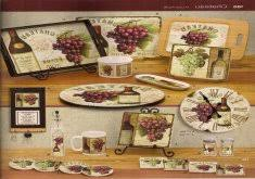 Wine And Grapes Kitchen Decor by Attractive Grapes Kitchen Decor Astounding Wine And Grapes Kitchen