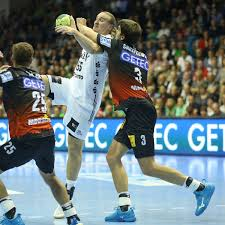 Handball Bundesliga THW Kiel Unterliegt SC Magdeburg Deutlich