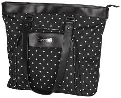 Kenneth Cole Bedding by Amazon Com Kenneth Cole Reaction Dot Matrix Tote Black Clothing