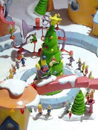 Whoville Christmas Tree Images by Lance Cardinal Dr Seuss Whoville Lightup Village