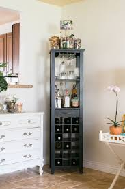 Kathleen Barnes' Orange County Home Tour | Orange County, Shelving ... Bar Beautiful Home Bars 30 Bar Design Ideas Fniture For Designs Small Spaces Plans 15 Stylish Hgtv Uncategories Wet Modern Cabinet Corner With Fridge Display This Is How An Organize Home Area Looks Like When It Quite Cute At Remarkable Best 20 And Spacesavvy The And Classy Simple Gallery Ussuri