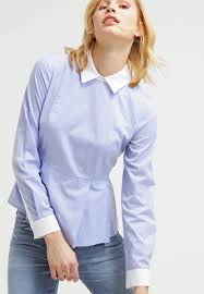 max u0026co coat buy online max u0026co candore blouse light blue