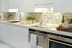 crédence cuisine à coller sur carrelage credence cuisine a coller 10343542 ludik meccano plaque grise 1