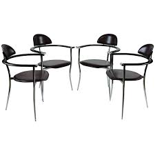 Modern Black And Chrome Dining Chairs – Idahohens.com Modern Contemporary Ding Chairs Modern Black And Chrome Ding Chairs Idahohenscom Find Contemporary Chair Shop Every Store On The Internet Via Modrest Athen Italian Set Stylish Design Fniture Crate Barrel Midcentury A Pair Excelsior Designs 9 Pieces Chairish Nella Vetrina Costantini Dress 9285tr Table Aston Chair Luxury Upholstered Leather Cloe From Stone Intertional Of High Gloss And Padded Wooden Armchair In Red White Or Dark Brown Eco Leather How To Choose For Your Home