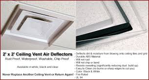 ceiling air conditioner vent deflector 100 images air