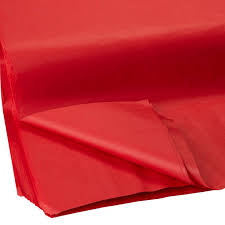 Jillson Roberts Gift Tissue 20 X 30 Red 480 Sheets