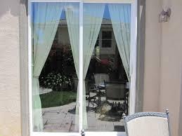 Patio Door Window Treatments Ideas by Furniture Captivating Sliding And Hinged Patio Doors Patio Doors