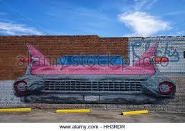 Deep Ellum Murals Address by Dallas Deep Ellum Texas Art Mural Murals Street Wall Stock Photo