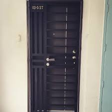 Latest Steel Door Design