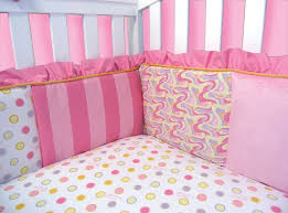 Dr Seuss Baby Bedding by Dr Seuss Pink Oh The Places You U0027ll Go 4pc Bumper Set Natural