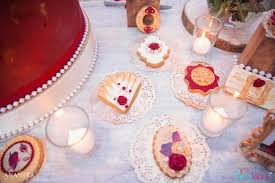 Cookies Placed On White Doilies From A Rustic Vintage 21st Birthday Party Karas Ideas
