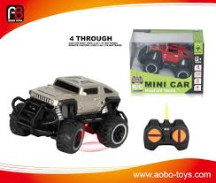 100 Monster Truck Kids Model Car 143 4ch Rc Car Plastic Mini Rc Cars For