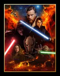 Revenge Of The Sith Poster Episode III