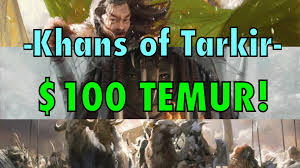 Mtg Tron Deck Tapped Out by Mtg Can U0027t Bear The Cost Of Standard Go Temur With A 100