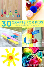 Summer Crafts For Kids To Make Hands On As We Grow Toddlers Craft Toddler