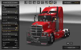 ATS] KENWORTH T-609 (1.28.X) • ATS Mods | American Truck Simulator Mods