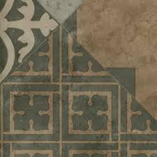 bodenmeister bm70522 vinylboden pvc bodenbelag meterware 200 300 400 cm breit fliesenoptik retro diagonal grau beige