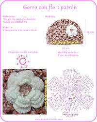 Gorro crochet INES Pinterest