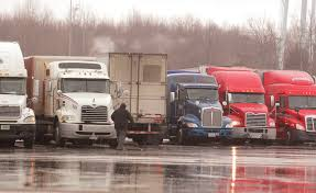 100 Iowa Trucking Companies DOT To Install System To Help Truck Drivers Find Parking Along