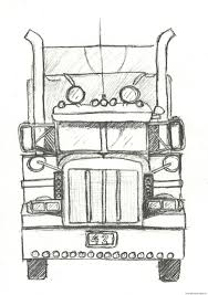 Semi Truck Side View Drawing | Amazing Wallpapers Step 11 How To Draw A Truck Tattoo A Pickup By Trucks Rhdragoartcom Drawing Easy Cartoon At Getdrawingscom Free For Personal Use For Kids Really Tutorial In 2018 Police Monster Coloring Pages With Sport Draw Truck Youtube Speed Drawing Of Trucks Fire And Clip Art On Clipart 1 Man