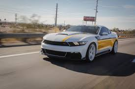 The Saleen Name Is Back, And We Drove Mustang P-01! - Hot Rod Network