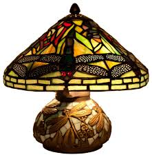 Wayfair Tiffany Table Lamps by Inspiring Tiffany Style Table Lamp Tiffany Style Stained Glass