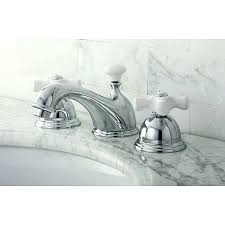 wide spread faucet double handle widespread waterfall faucet