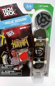 Tech Deck Finger Skateboard Tricks by Tech Deck Td Relic Board Series 5 6 1 2500 1467 Jordan Hoffart