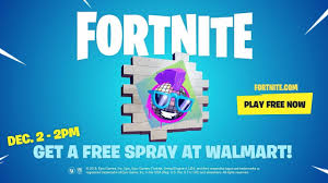 How To Get A FREE Spray In Fortnite Battle Royale! (Get A Free Spray At  Walmart - Walmart Exclusive) Walmart Passport Photo Deals Williams Sonoma Home Online Free 85 Off Coupon Facebook Scam Hoaxslayer Expired Ymmv Walmartcom 10 20 Maximum Discount Black Friday Promo Codes Niagara Falls Comedy Club Coupons Canada Bridal Shower Gift Ideas For The Bride Rca Coupon Quantative Research With Numbers Erafone Round Table Employee Discount Good Health Usa Code Black Friday 2018 Best Deals On Apple Products Including Deal Alert You Can Net A Google Home Mini 4 Grocery Promo Code 2017 First Time Uber