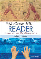 Mcgraw Hill Desk Copy by Mcgraw Hill Reader Issues Across The Disciplines