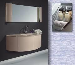 modernes badezimmermöbel in rosa oder pink 828477