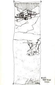 100 Frank Lloyd Wright Sketches For Sale Hardy House Jason J Nicholas