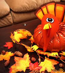 Dryer Vent Pumpkins Tutorial by Turtles And Tails Dryer Vent Turkey