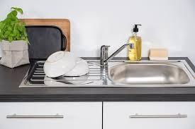 respekta küchenzeile küche einbauküche küchenblock hochglanz 250 cm eiche grau