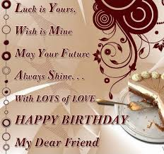 happy birthday dear wish images message status pics birthday wishes for friend images