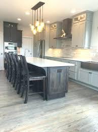 Light Grey Hardwood Floors Wood Floor Kitchen Flooring Cherry Tan Wooden
