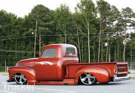 100 Trucks With Rims 1949 Chevy Pickup 22 Inch Truckin Magazine