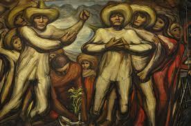 David Alfaro Siqueiros Murales by Médicos Mexicanos Por La Cultura Y El Arte Museo Soumaya México