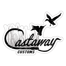 100 Duck Decals For Trucks Logo Decal Castaway Customs