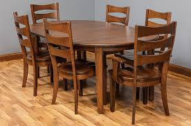 Perfect Amish Dining Room Table Top Furniture Northern N H Daniel Heirloom Made Ohio Lancaster Pa Set