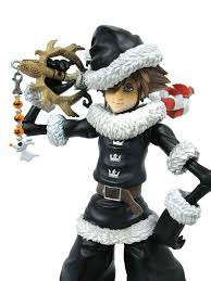 Halloween Town Sora by Review Square Enix Kingdom Hearts 2 Play Arts Vol 2