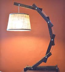 Image Of Rustic Floor Lamp Shapes