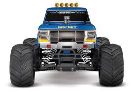 100 Bigfoot Monster Truck Toys Traxxas BigFoot No1 Original XL5 TQ84VDC Chg C