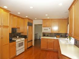 decoration in recessed lights in kitchen related to home design