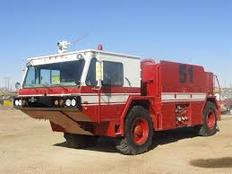 100 Fire Trucks Unlimited 1985 Oshkosh AS32P19A Truck For Sale Lamar CO 7027